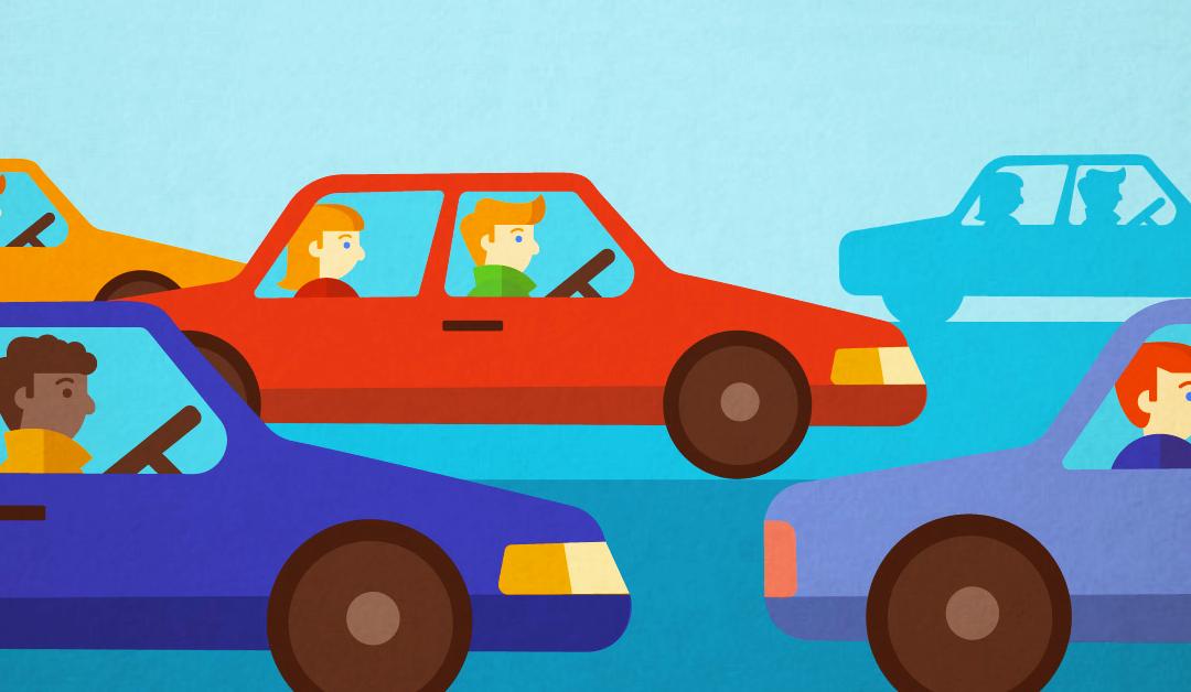 Mais educação no trânsito: faça a sua parte para um convívio melhor