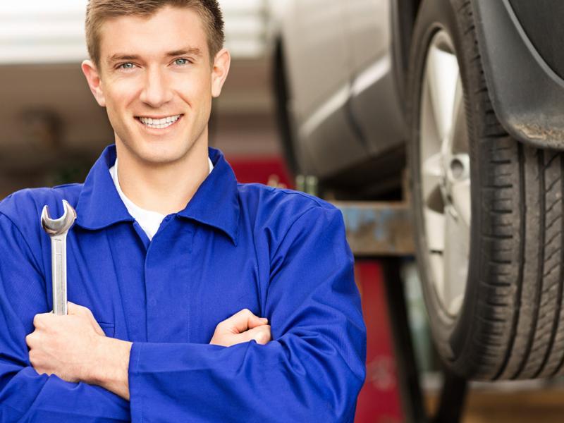 Manutenção preventiva de veículos