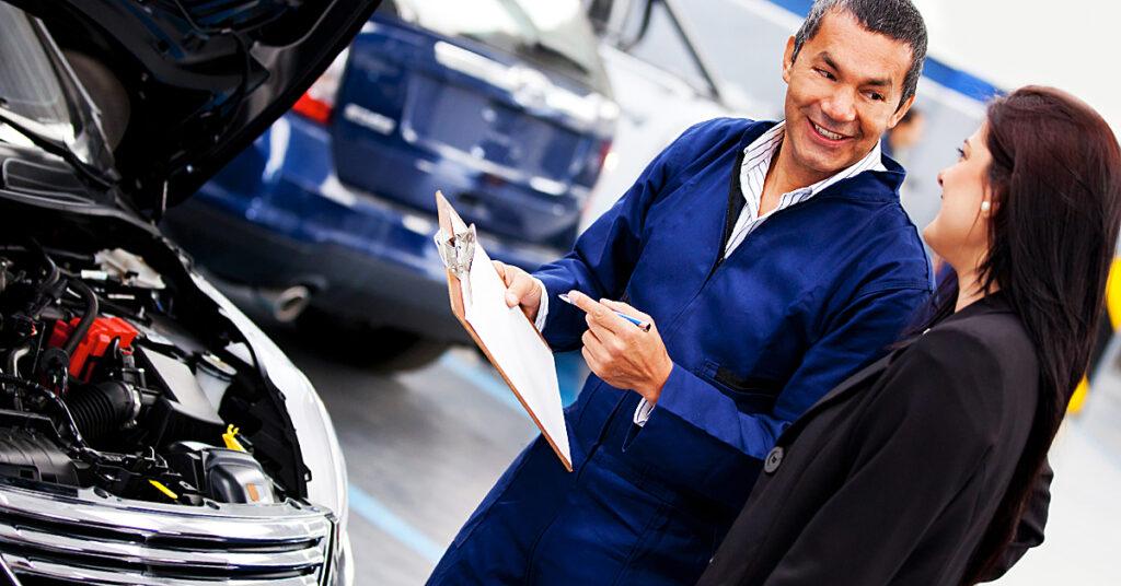 dicas de economia para fazer a revisão do carro