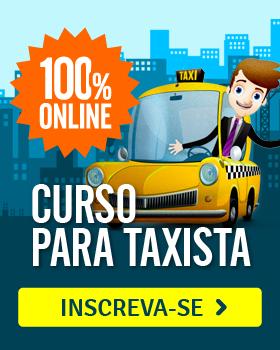 curso para taxista