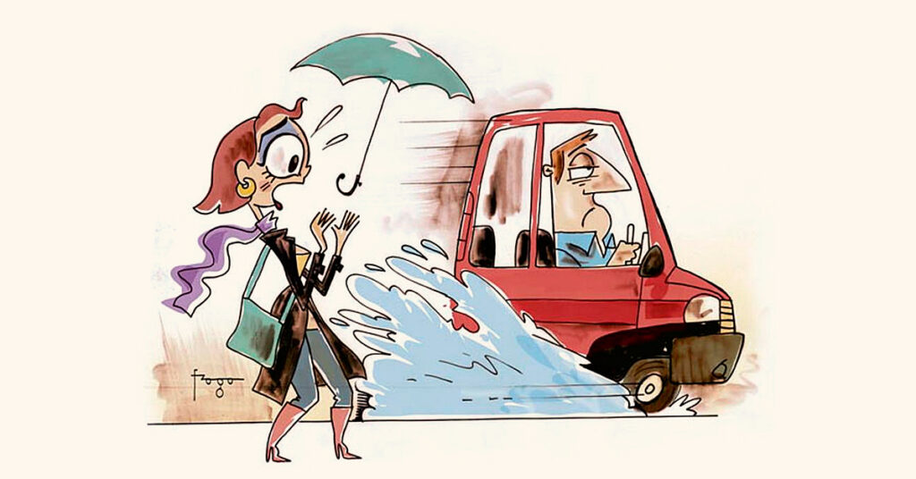 9 tipos de multas de trânsito