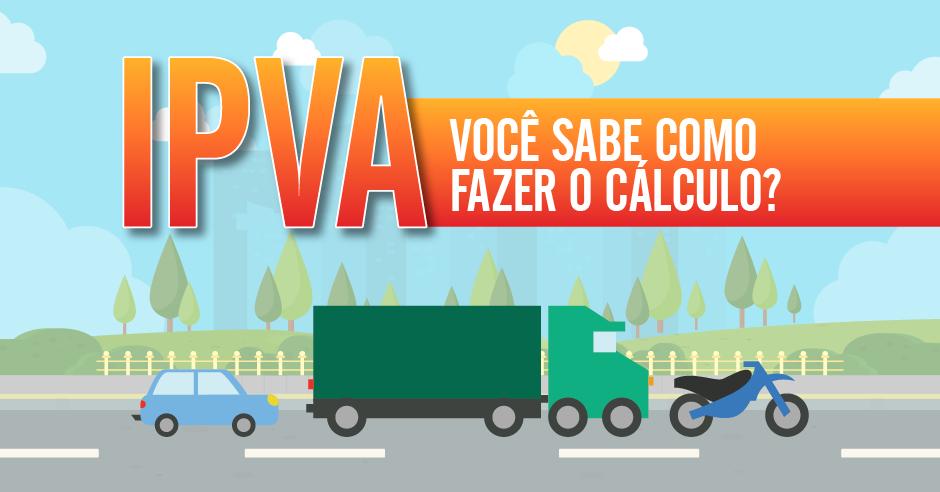 Como calcular o IPVA de seu veículo