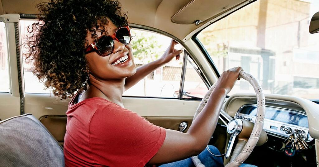 Mitos e verdades sobre mulheres no volante