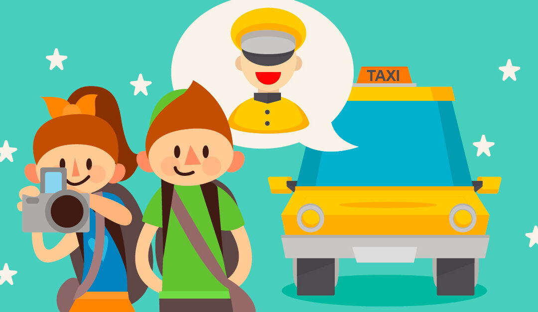 Dicas de como atender bem o turista que utiliza táxi
