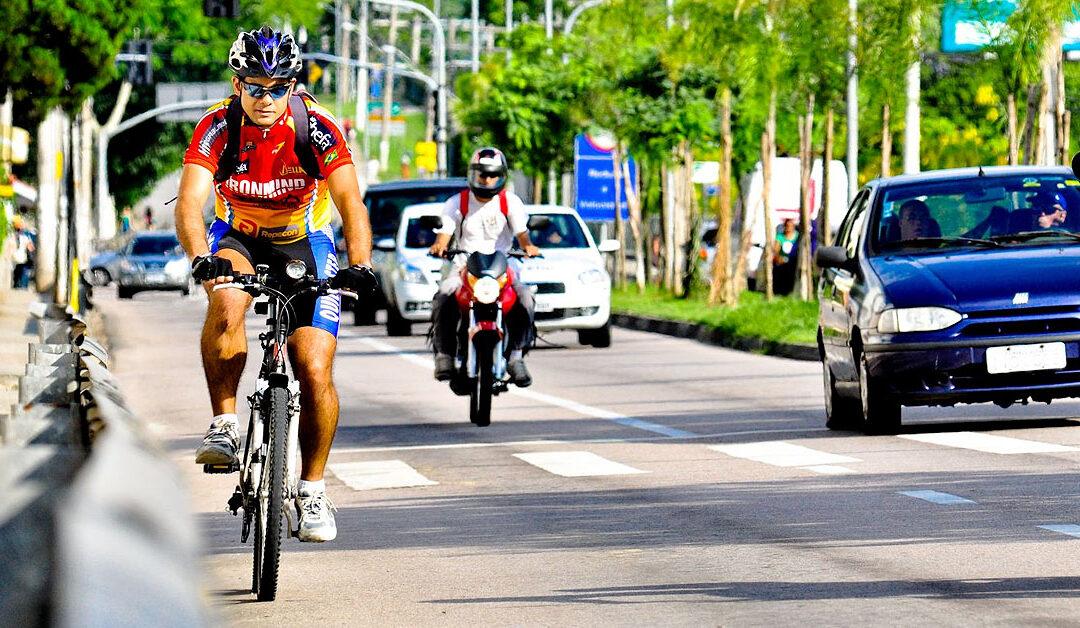 O que diz a legislação para ciclistas no Brasil?