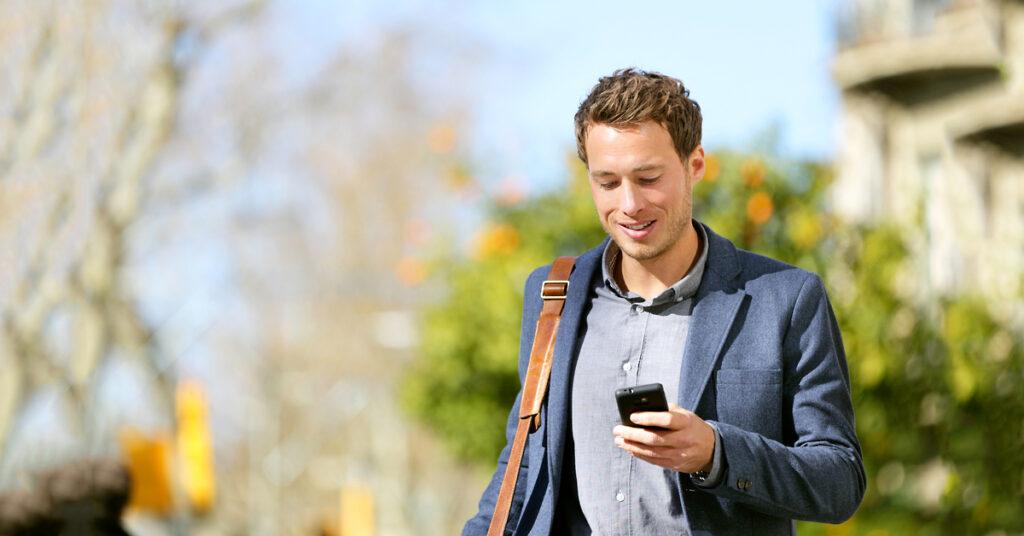 App para quem anda a pé: um incentivo para quem quer se locomover sem usar o carro