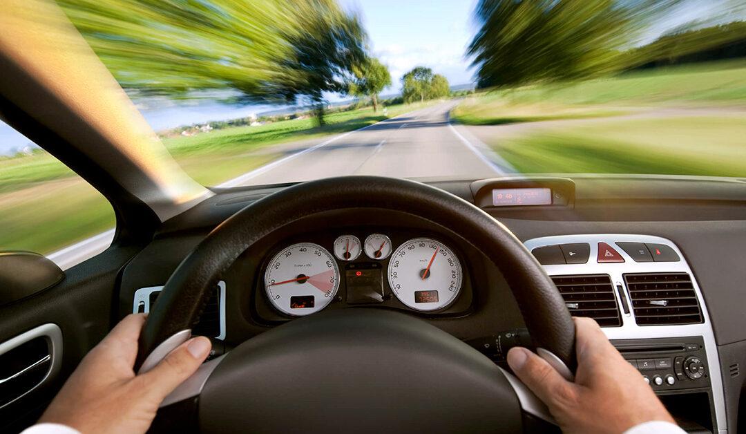 Velocidades seguras reduzem acidentes e valorizam a vida