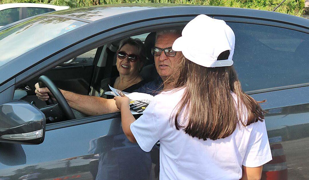 Campanhas de educação no trânsito são atitudes do bem e você pode ajudar