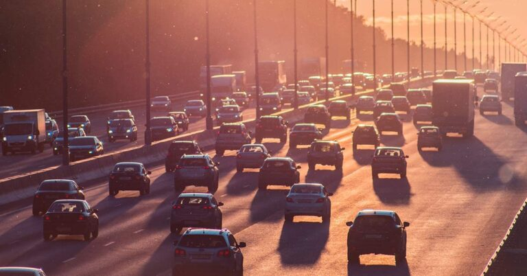 distância segura entre veículos