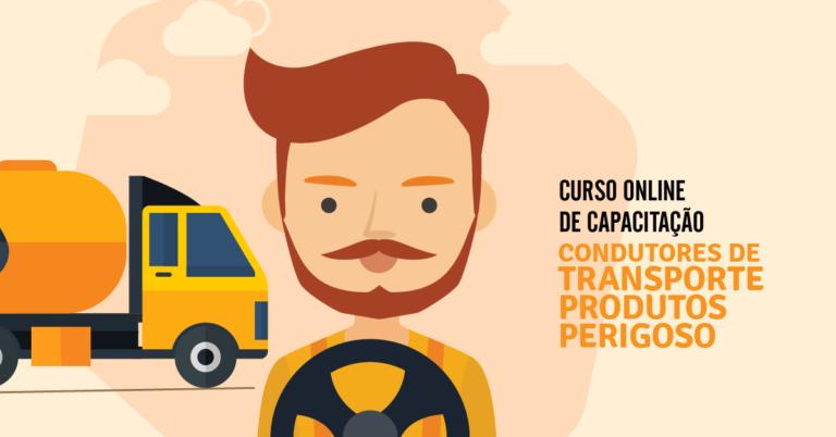 curso condutores de veículos de transporte de cargas perigosas