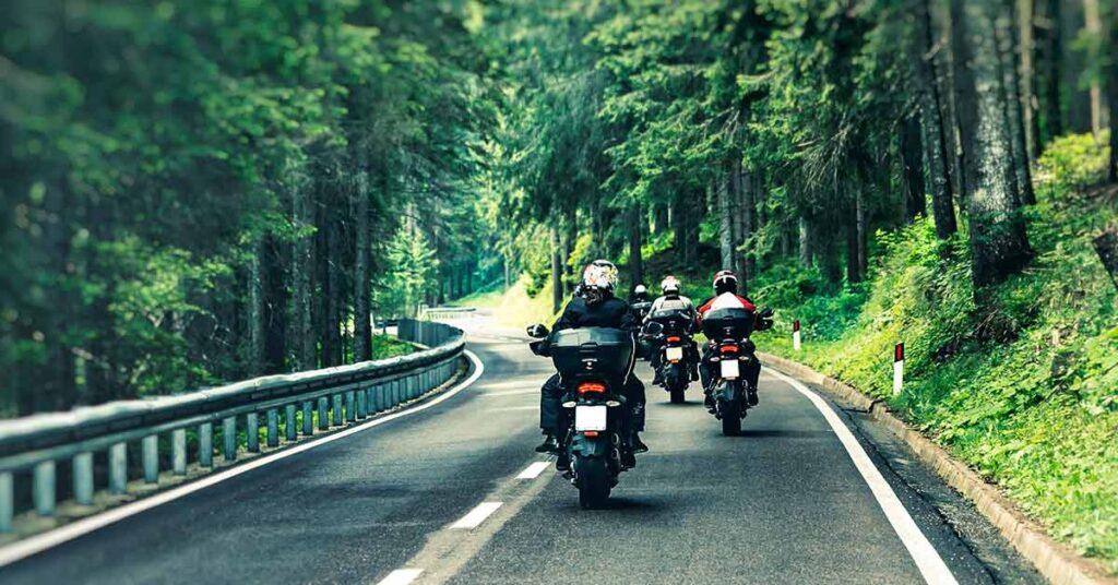 multas mais comuns em motos