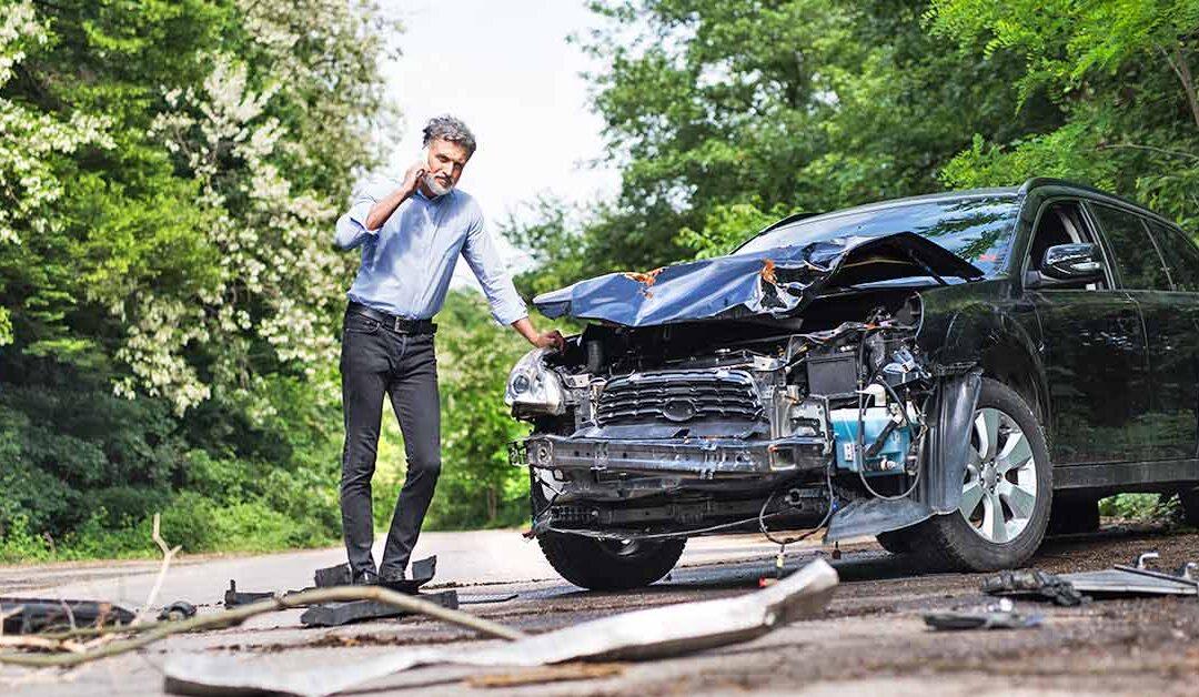 Falta de atenção no trânsito pode gerar acidentes graves