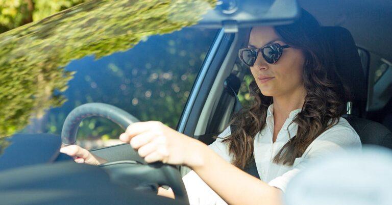 Velocidade segura para dirigir