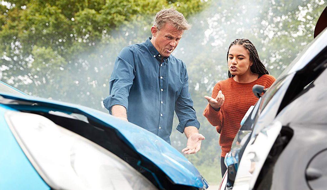 O estresse dos motoristas ao volante pode causar acidentes