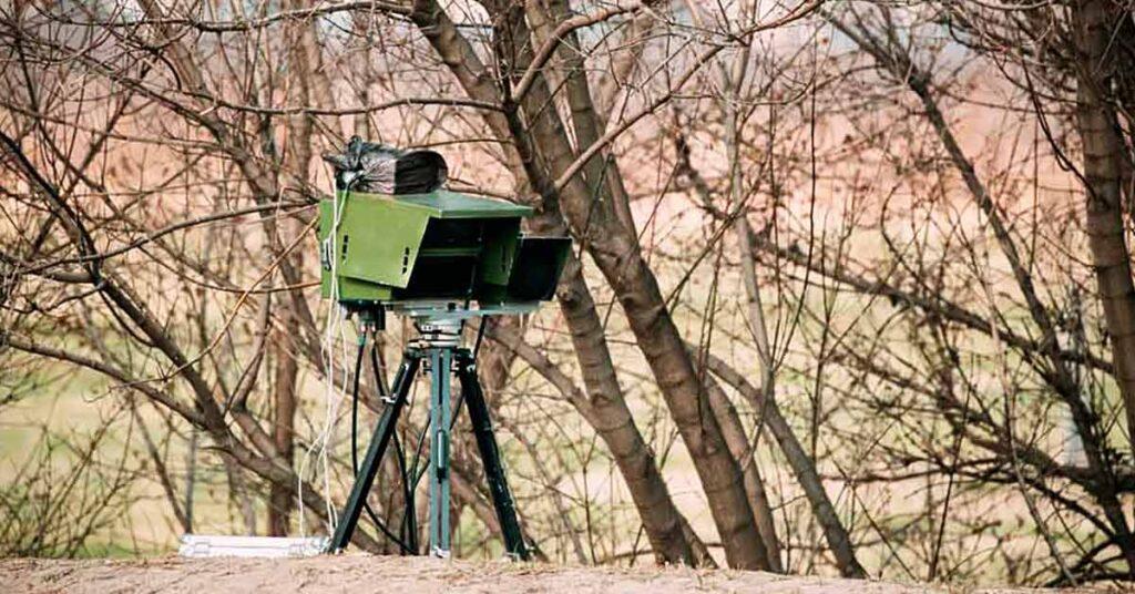 radares móveis