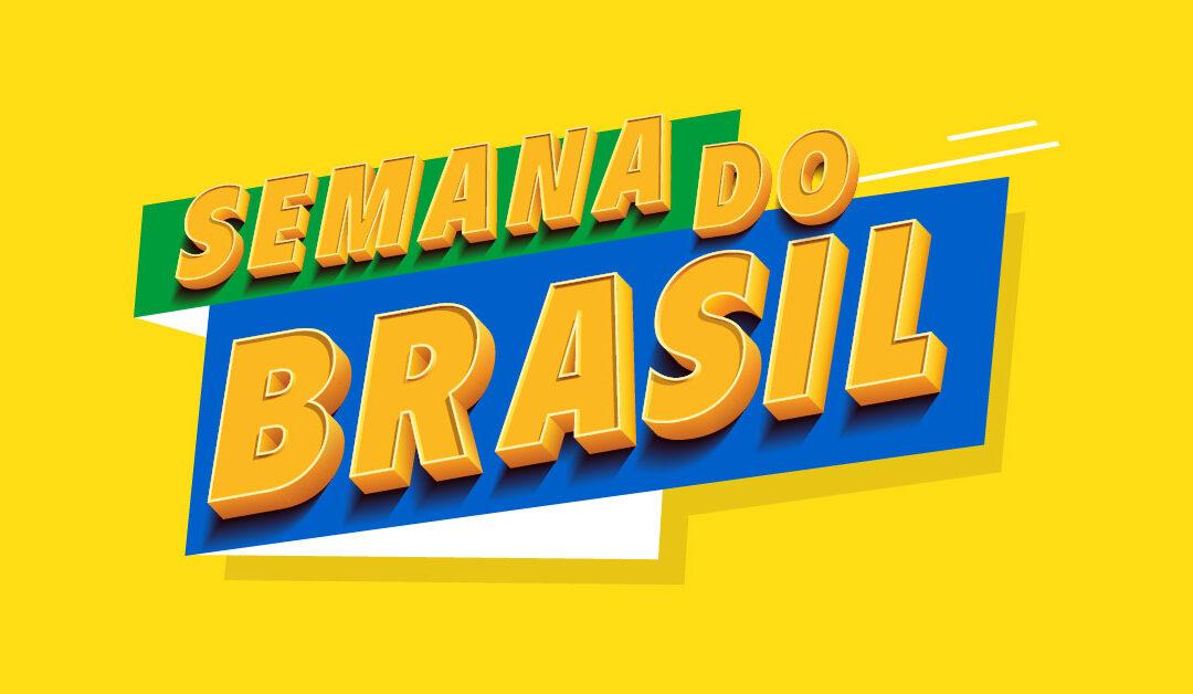 Semana do Brasil tem cursos com desconto