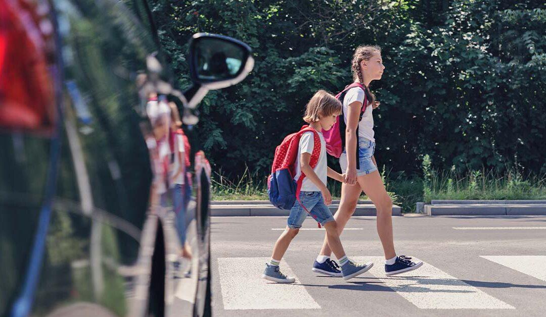 Volta às aulas: dicas de segurança no trânsito