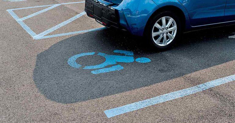 Estacionamento para idosos