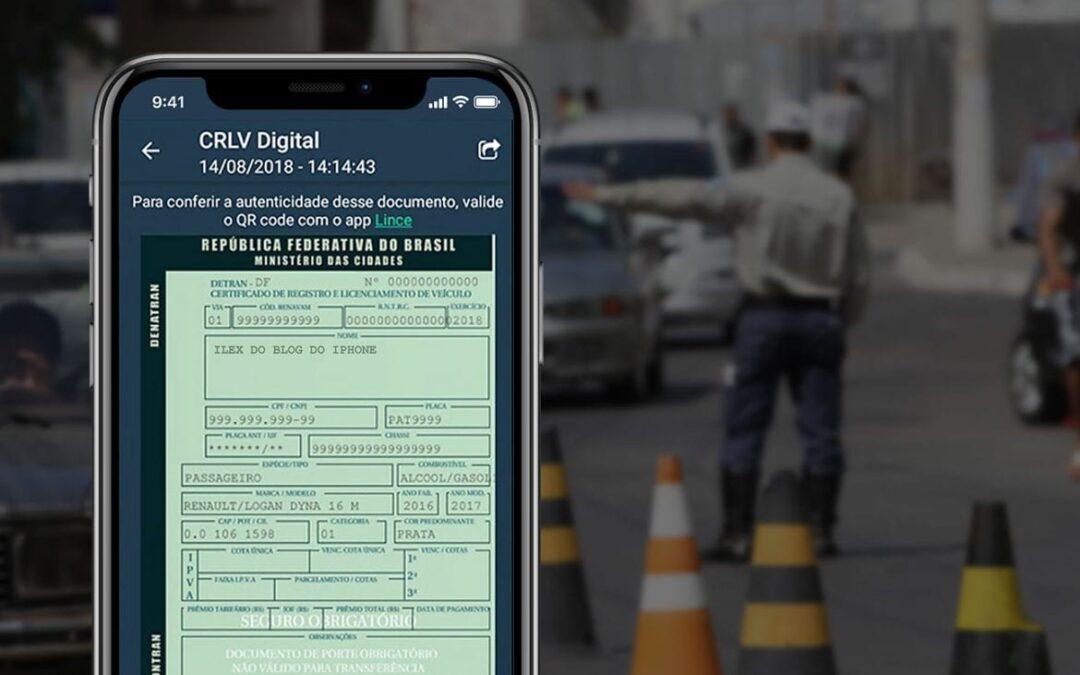 Você sabe como emitir o documento digital CRLV-e do seu veículo?