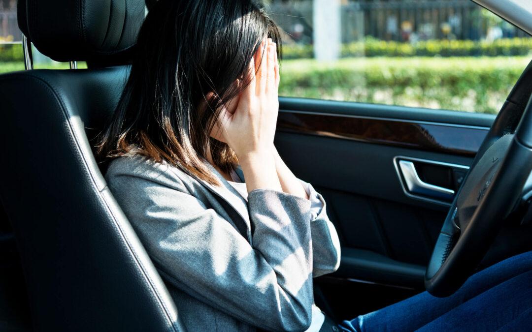 Carteira suspensa: Quando começo a cumprir a penalidade?